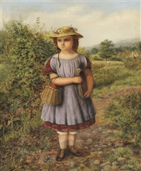 off to school by augustus jules bouvier