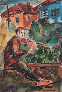 geiger by andre alexeyevich jawlensky
