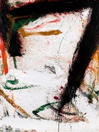 gronk! by norman bluhm