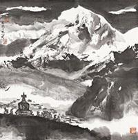 苍茫 by li xiaoke