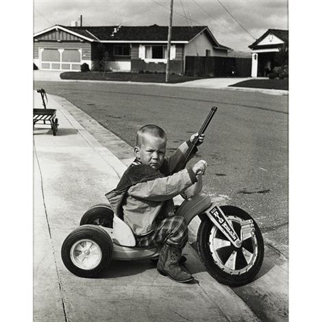 ricky from suburbia series by bill owens