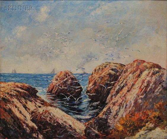 coastal viewpossibly swampscott massachusetts by philip little