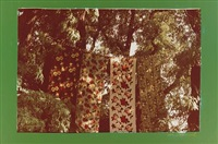camouplage (sic) camouphlage documenta 6, 1977 by tina girouard