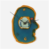 watch me clock by gaetano pesce
