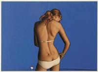 bikinimädchen by dieter asmus