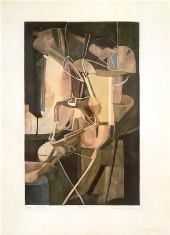 mariée bride by jacques villon and marcel duchamp