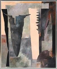 hathor vase sort (hathor vase black) by bent holstein