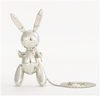rabbit (necklace pendant) by stella mccartney and jeff koons