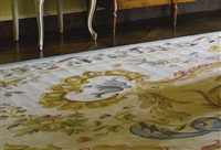 a carpet by aubusson