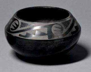 bowl by maria martinez