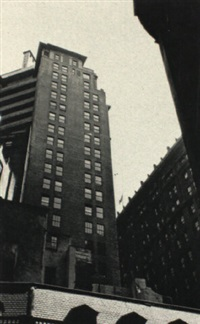 buildings, n.y.c. by beaumont newhall