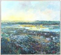 landscape by tolli