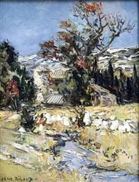 eygalières by jean rigaud