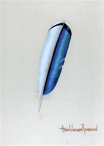 feather by anne worsham richardson