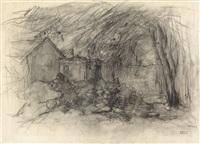 a house by anna ticho
