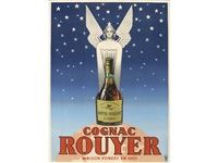 cognac, royer guillet & co by posters: advertising