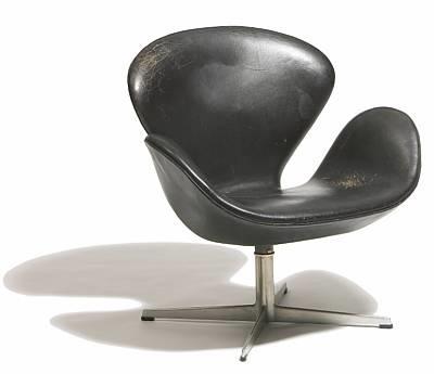 Superb The Swan Chair Model 3320 By Arne Jacobsen On Artnet Evergreenethics Interior Chair Design Evergreenethicsorg