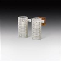 paar wandlampen (pair) by franz hagenauer