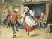kjokkendans by vincent stoltenberg-lerche