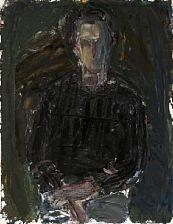 portrait of michael bruel by mogens andersen