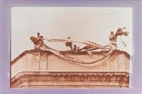statues-documenta, 1977 by tina girouard