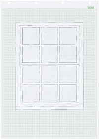 untitled (window) by rachel whiteread
