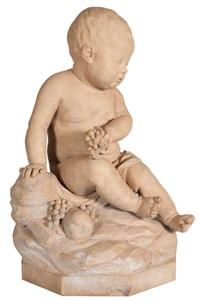 amour sur un rocher by jean-baptiste pigalle