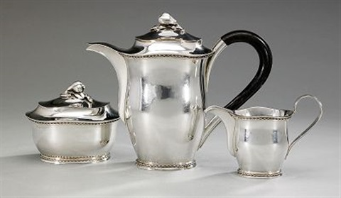 kaffeservis set of 3 by eric rastrom