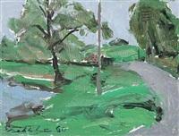 landscape by borge bokkenheuser