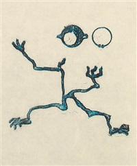 jongleur by max ernst