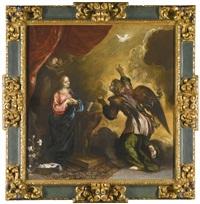 the annunciation by francisco camilo