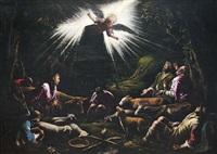 die verkündigung an die hirten by francesco bassano
