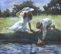 the red boat by sherree valentine daines