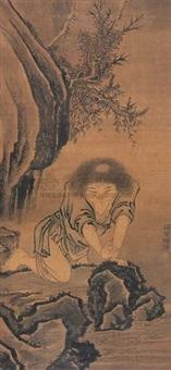 刘海 (figure) by jiang zhang