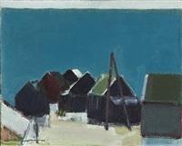 village by the sea by jack kampmann