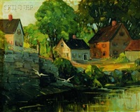 harborside cottages by robert shaw wesson
