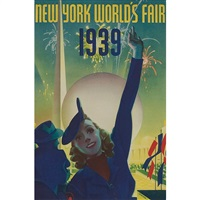 new york world's fair by albert staehle