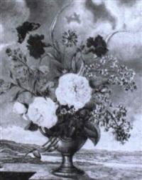 blumenstilleben by anton fidler