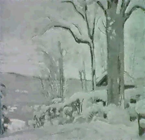 winterzeit by maurice mathey