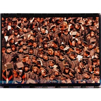 crowd series (graduation, belmont and concert) (3 works) by brian albert