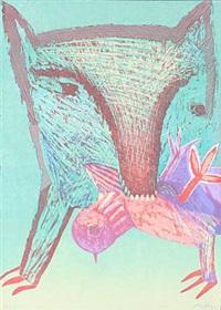 rov. tre variationer over et tema. portfolio with three by arne haugen sorensen
