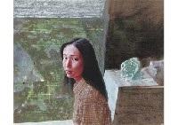 portrait of rose by hideo oya