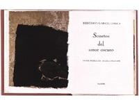 sonetos del amor oscuro (7 works) by miguel rodriguez acosta