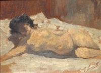 nudo di donna by egisto lancerotto