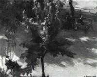 im stadtpark by josefine batke-koller