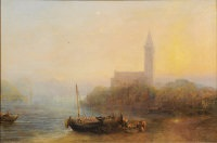 rovigno (rovinj) on the adriatic by sydney herbert