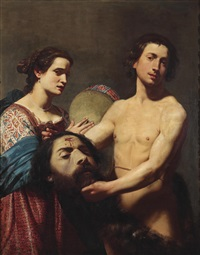 der triumph davids by lorenzo lippi