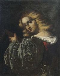 bildnis einer lautenistin by pietro muttoni