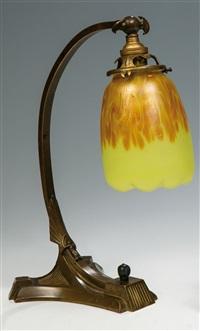 tischlampe by ferdinand von poschinger