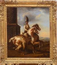 l'ordonnance (the royal decree) by théodore géricault